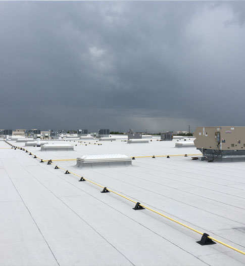 Roof Systems Commercial And Industrial Based In The